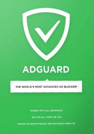 Adguard for Windows/Mac/Android/iOS