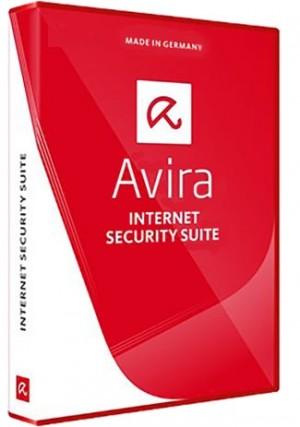 Avira Internet Security Suite - 1Year/3Users(EU)