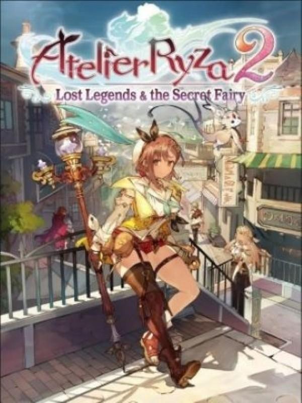 Atelier Ryza 2: Lost Legends The Secret Fairy Steam CD Key Global PC